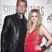 Avril und Kroeger haben sich getrennt