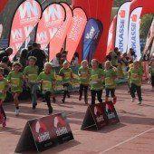 Ein Lauftag für Kinder