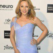 Minogues Freund zu jung?