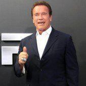 Schwarzenegger übernimmt Trump-Show