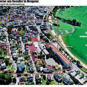 Kasernen-Areal große Chance für Bregenz
