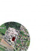 Asylheim in Nofels geplant