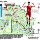 Dreikampf vom Bodensee zum Arlberg