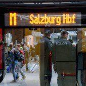 Salzburg wird zum Nadelöhr