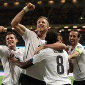 Frankreich, wir kommen! ÖFB-Team mit historischem Erfolg in Schweden
