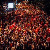 Gewalt in der Türkei