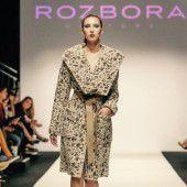 Miss Vorarlberg auf der Fashion-Week