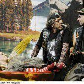 Eine Vorarlberger Regisseurin, ein Rocker, ein schlauer Fuchs und ein Wildschwein