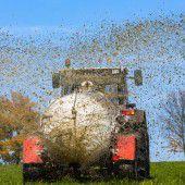 24 Millionen Euro für Vorarlbergs Bauern