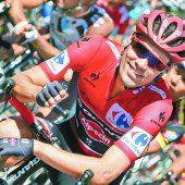 Dumoulin rollt dem Vuelta-Sieg entgegen