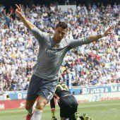 Der Kampf um Ronaldo spitzt sich zu