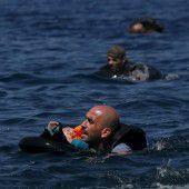 Große Verzweiflung im Mittelmeer