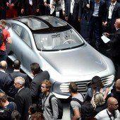 Elektrisch und vernetzt: die Zukunft des Automobils