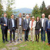 Österreichs drittgrößter Gewerbepark feiert