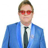 Komiker veräppeln Musiker Elton John