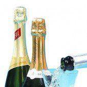 Zehn Bier, Champagner und kein Blumenstrauß