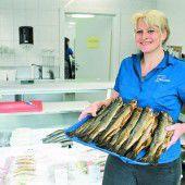 Angerichtet für Fischliebhaber