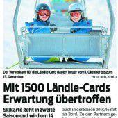 Ländle-Card?
