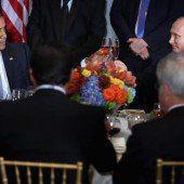 Erstes Präsidenten-Treffen seit zwei Jahren