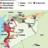 In der Diskussion um Syrien bleiben Fronten weiter hart