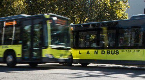 Während sich die Gewalt gegen Busfahrer in Grenzen hält, nehmen die Verbalattacken vehement zu. Steurer