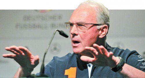 Franz Beckenbauer feierte in aller Stille seine Jubeltag. Deutschlands Fußball-Kaiser und FC-Bayern-Ehrenpräsident ist seit Freitag 70 Jahre alt.