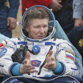 878 Tage im All: Rekord für Kosmonaut Padalka