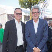 Spitzenvertreter aus Politik und Wirtschaft in Dornbirn