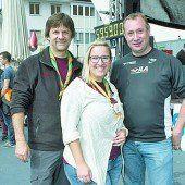 Volksfeststimmung in Lustenau