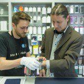 Apple Watch tickt jetzt in Vorarlberg