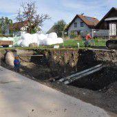 Baubeginn in neuem Sulner Wohngebiet