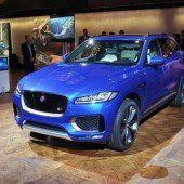 Jaguar bringt Edel-SUV