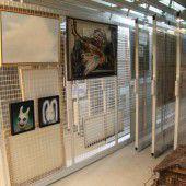 Museen brauchen neue Depoträume