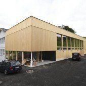 Neue Schule steht kurz vor Fertigstellung