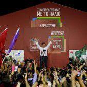 Breite Zustimmung für Tsipras 2.0