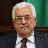 PLO-Exekutive fordert Absage des Nationalrats