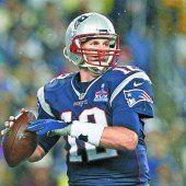 Tom Brady führte die Patriots zum Startsieg