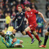 Bayern mit nächster Gala