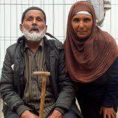 110 Jahre alter Flüchtling