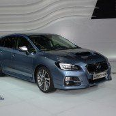 Subaru feiert neues Kombi-Modell