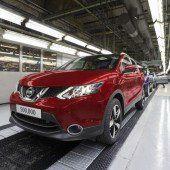 500.000 Nissan Qashqai gebaut