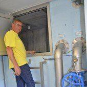 Generator zwei ab heute offiziell in Betrieb