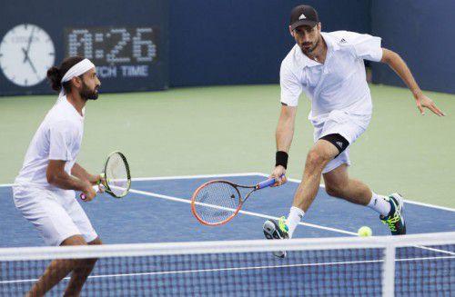 Oswald erreichte wie 2014 das Achtelfinale bei den US Open.