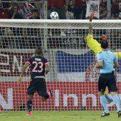 Bayern mit Traumstart