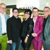 Brillenneuheiten für Modebegeisterte