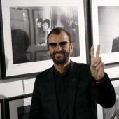 Ringo Starr zeigt private Fotos