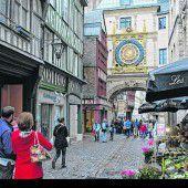 Gros-Horloge in Rouen