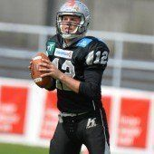 Raiders binden Quaterback Sean Shelton