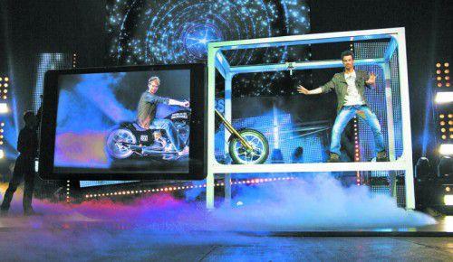 Sich von den Magierbrüdern Andreas und Chris Ehrlich und ihrer Show verzaubern lassen!