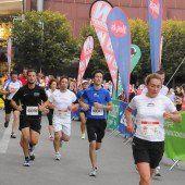Business Run startet mit Teilnehmerrekord